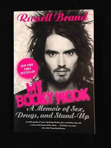 My Booky Wook by Russell Brand Hawthorn East Boroondara Area Preview