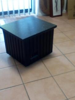 Small coffee table on castors Logan Central Logan Area Preview