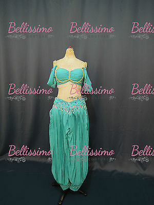 Disney Dress Aladdin Princess Dress Jasmine Costume adult SIZE 6,8,10,12,14,16](Disney Princess Dresses Adult)