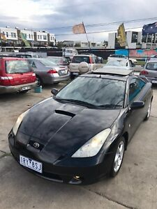 Toyota celica SPORT ZR •• RWC & REGO •• 160,000 KM ONLY & SUNROOF Dandenong Greater Dandenong Preview