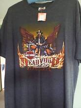 Harley Davidson t-shirt Port Macquarie 2444 Port Macquarie City Preview