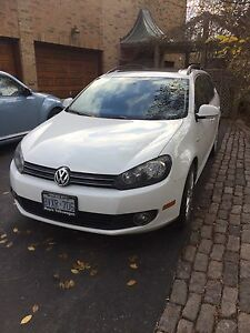 2013 vw golf wagon forsale