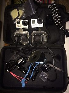 Go pro cameras packages
