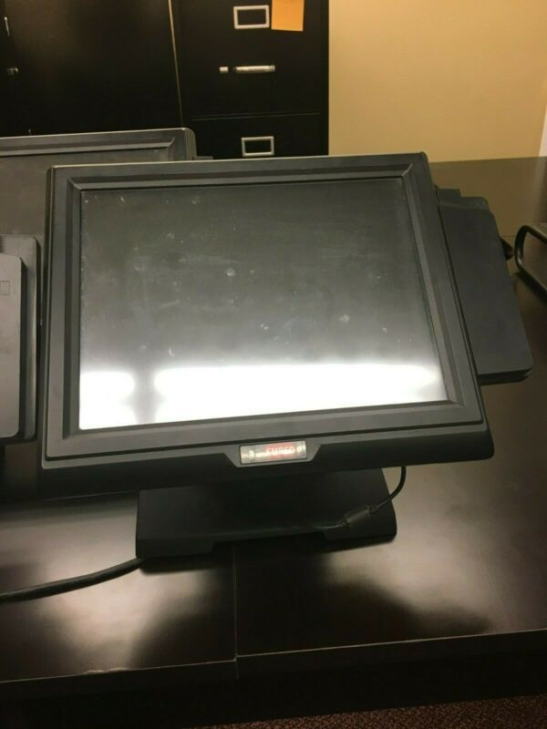 Touch Dynamic Breeze All-In-One Touchscreen POS System - Windows 7, Card Reader