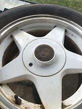 "15"" csa mag wheels (momo copy) Holden Walloon Ipswich City Preview"
