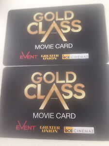 2 adult gold class tickets to see LION -Macquarie park Roseville Ku-ring-gai Area Preview
