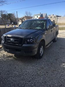 2004 f150 great work truck