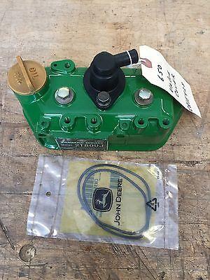 John Deere 650 Tractor Valve Cover