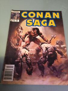 Lot de comics Marvel Conan et Conan saga