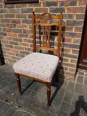 Single Victorian Dining Chair