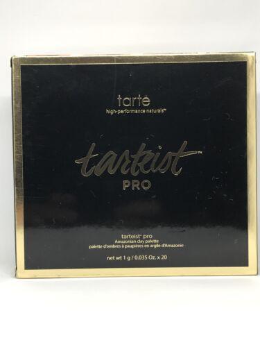 NEW! Tarte Tarteist™ PRO Amazonian Clay Eyeshadow Palette