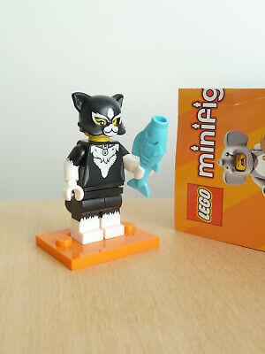 LEGO 71021 Minifigur Mädchen im Katzenkostüm, Serie 18, Nr. 12
