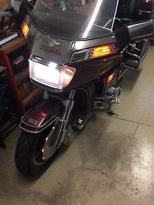 Honda goldwings