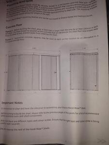 Stratco garden shed 3 x 1.5 x 2m Lalor Whittlesea Area Preview
