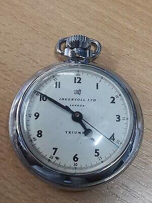 Ingersoll London Triumph Pocket Watch P000832