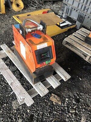 Walker Wbm-25pb Lifting Magnet 5500lb Lifting Capacity