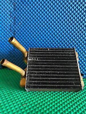 1971 1977 VEGA ALL AC L4 ENG HEATER CORE PIC FOR MEASUREMENTS NEW NO BOX