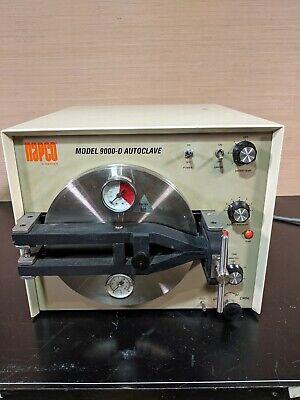 Napco 9000-d Autoclave Sterilizer 30 Day Guarantee