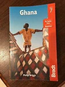 7th edition Bradt Travel Guide - Ghana
