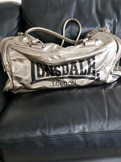 Lonsdale gym / overnight bag