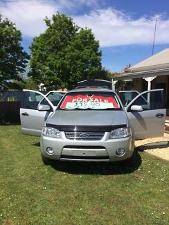 2005 ford territory ghia Traralgon Latrobe Valley Preview