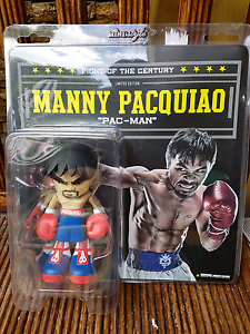 Manny Pacquiao Collectables Brisbane City Brisbane North West Preview