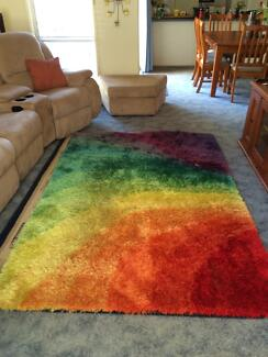 Shaggy rug Hornsby Area Preview