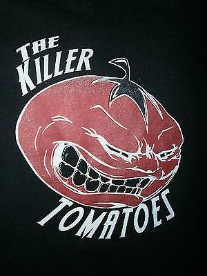 KILLER TOMATOES T SHIRT Band Concert Tour Attack Of 2X/3X XXXL