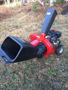 Wood chipper for sale: