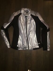 Leather Jacket Alpine Star Stella Vika
