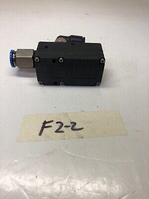 Piab X20a6-bn Mini Vacuum Pump Fast Shipping Warranty