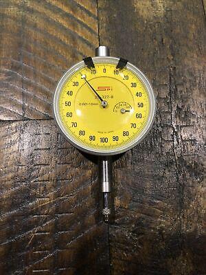 Spi .001-1.0mm Dial Indicator 25-327-8 0-100-0