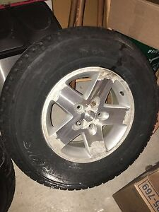 Firestone Spare Tire