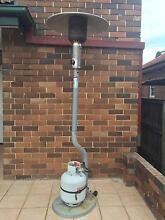Slimline Outdoor Portable Gas Heater with Gas Bottle Strathfield Strathfield Area Preview