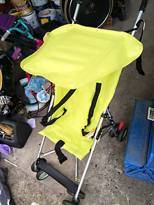 Stroller with suncover Engadine Sutherland Area Preview