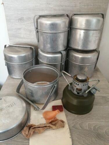 Vintage military version of Soviet SHMEL 4 camp stove ( Phoebus cloning )