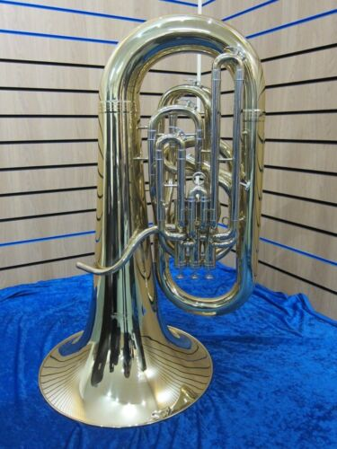 Catelinet HC80 EEb Tuba – Lacquer (New instrument)