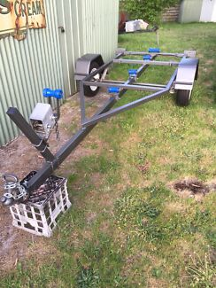 11-13ft tinny trailer new never used