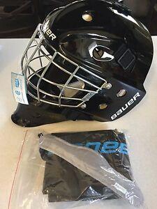 New- Bauer NME3 JR Goalie Mask