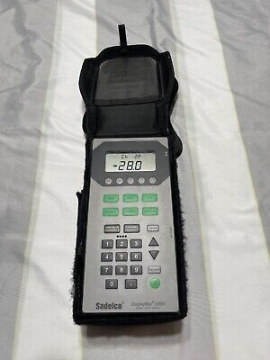 Sadelco Displaymax 5000 Signal Catv Meter Dm512340 Mer Ber Cn Modem Leakage