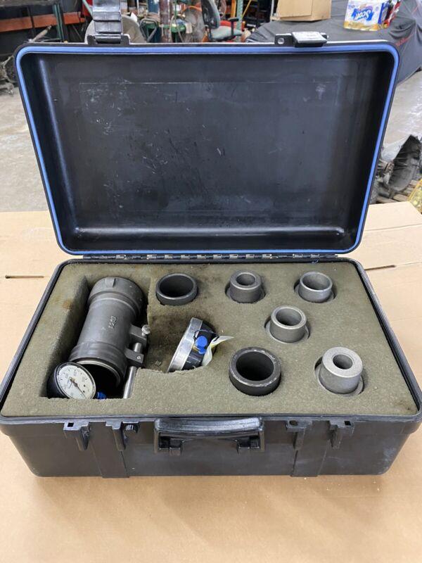 "Akron 2-1/2"" Firefighting High Pressure Test Kit AFTK-25-LK"