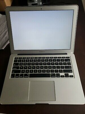 "Apple MacBook Air 13.3"" laptop."