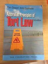 Law and Commerce/Business Textbooks Carlton Kogarah Area Preview
