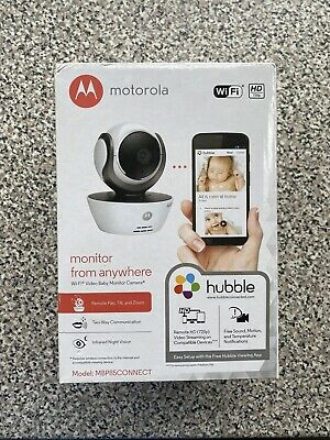 Motorola Mbp85 Connect Baby Monitor