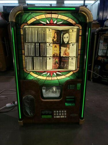 Rowe AMI Berkeley Wallmount Jukebox - FREE SHIPPING!