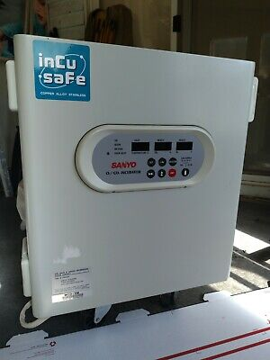 Sanyo Co2 Incubator Mco 5m Incusafe Incu Safe Hypoxia Model Mint Condition