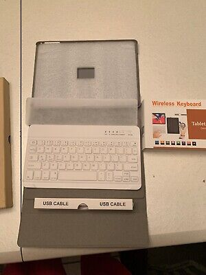 BAIBAO WIRELESS KEYBOARD TABLET KEYBOARD CASE BRAND NEW IN THE BOX for sale  Shipping to India