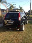 2003 NISSAN X-TRAIL TI LUXURY (4X4) Killarney Vale Wyong Area Preview