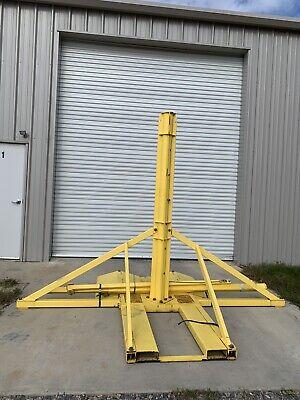 Honeywell Miller Sky Orb Overhead Rotational Boom Anchor - Fall Protection