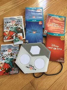 Disney Infinity for Wii/Wii U - 1.0, 2.0, 3.0 and Portal